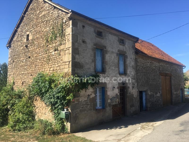 Fermette de 75  m2 - Bessines-sur-Gartempe (87250)