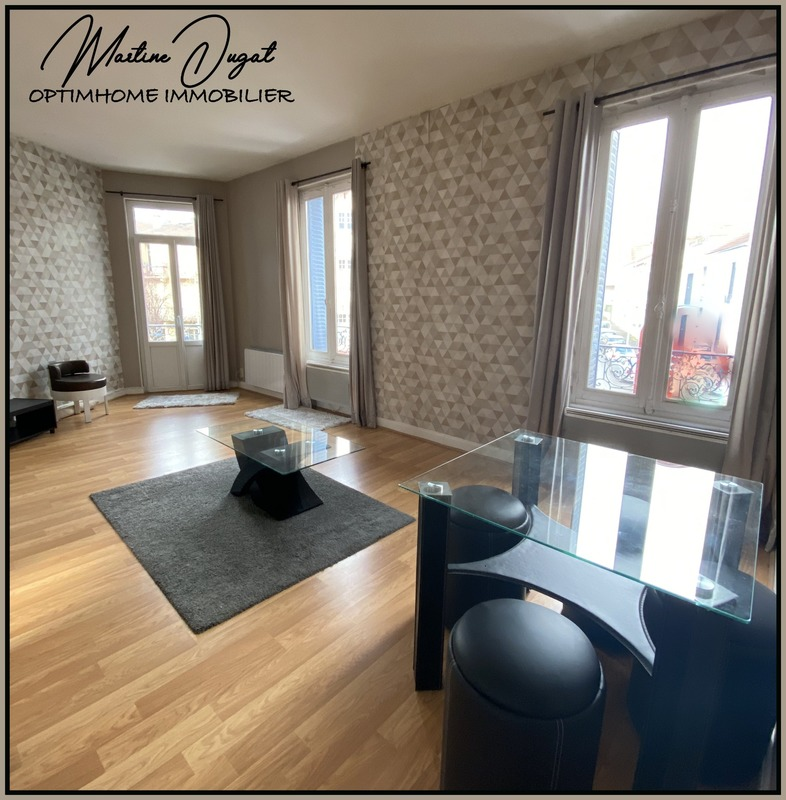 Appartement de 47  m2 - Vichy (03200)