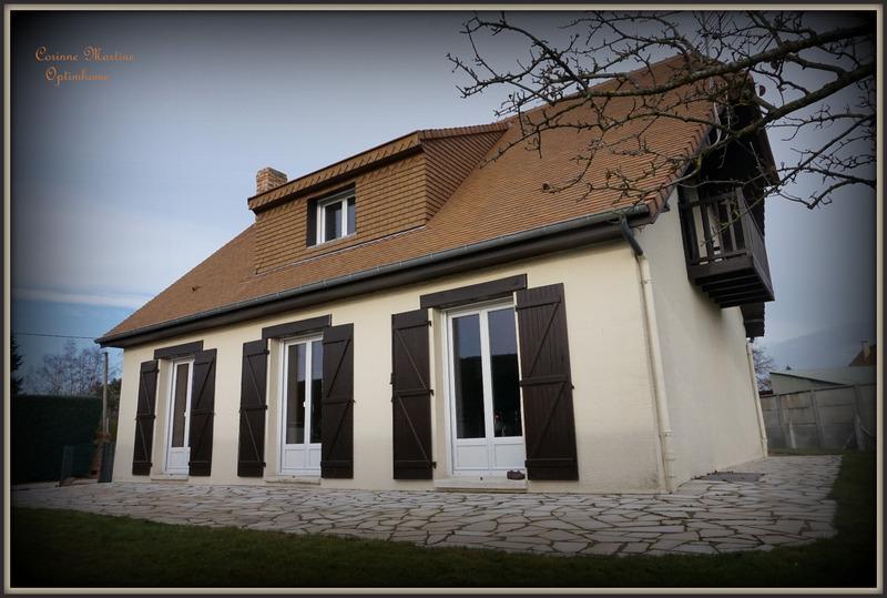 Maison de 134  m2 - Beaumont-le-Roger (27170)