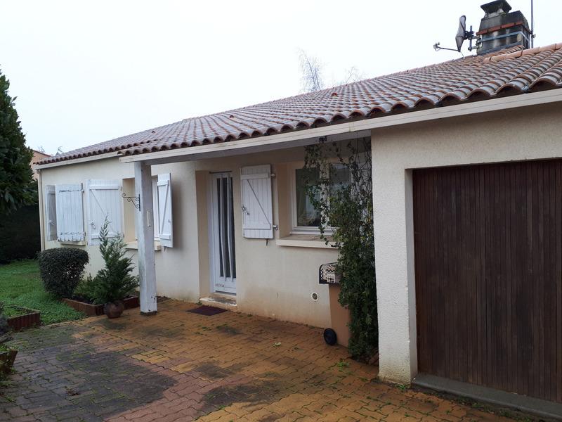 Villa de 90  m2 - Luçon (85400)