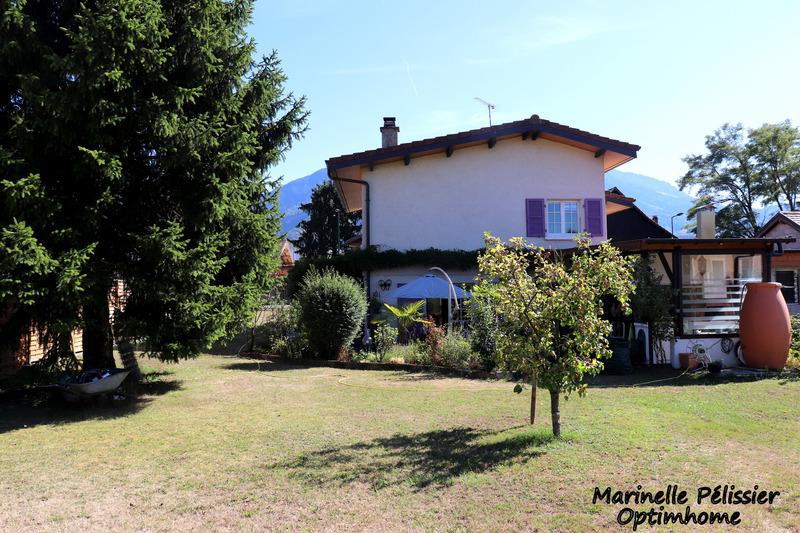 Maison de caractère de 180  m2 - Saint-Pierre-en-Faucigny (74800)