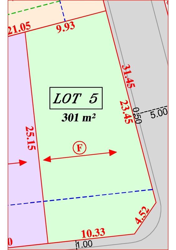 Terrain constructible de   m2 - Andelu (78770)