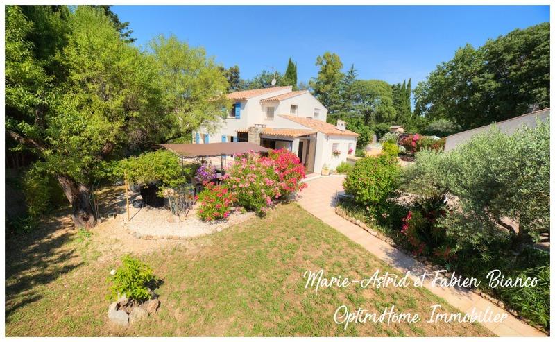 Villa de 165  m2 - Draguignan (83300)