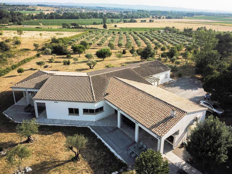 Maison contemporaine de 300  m2 - Carcassonne (11000)