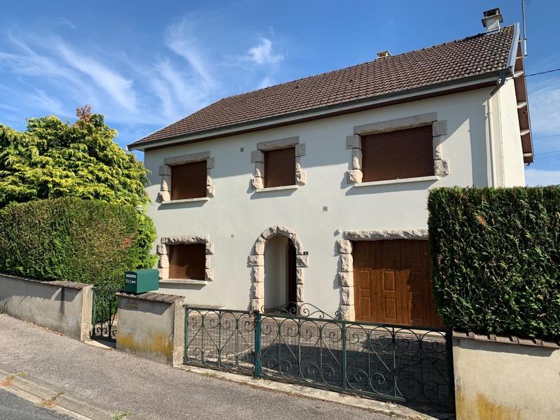 Maison individuelle de 130  m2 - Bettancourt-la-Ferrée (52100)