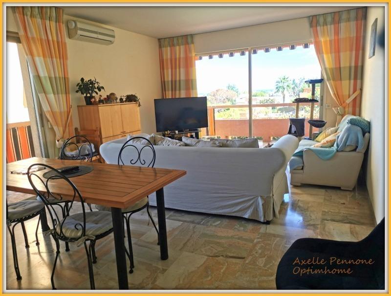 Appartement en résidence de 105  m2 - Mandelieu-la-Napoule (06210)