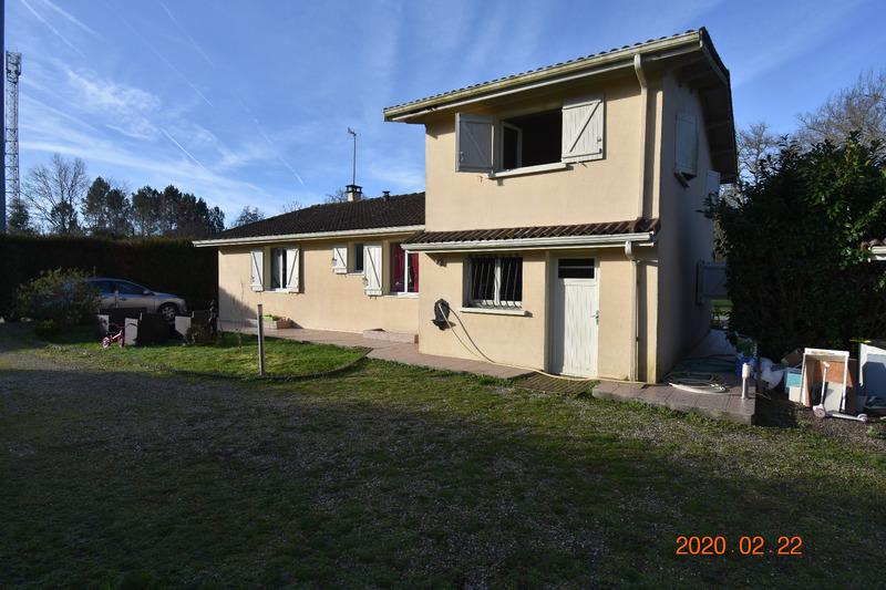 Maison individuelle de 139  m2 - Salles (33770)