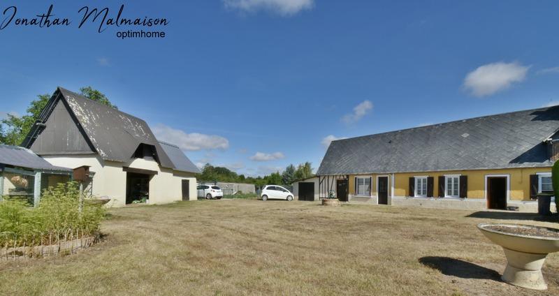 Maison de 70  m2 - Conches-en-Ouche (27190)