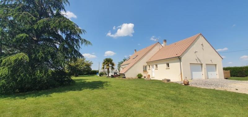 Villa d'architecte de 160  m2 - La Houssaye-en-Brie (77610)