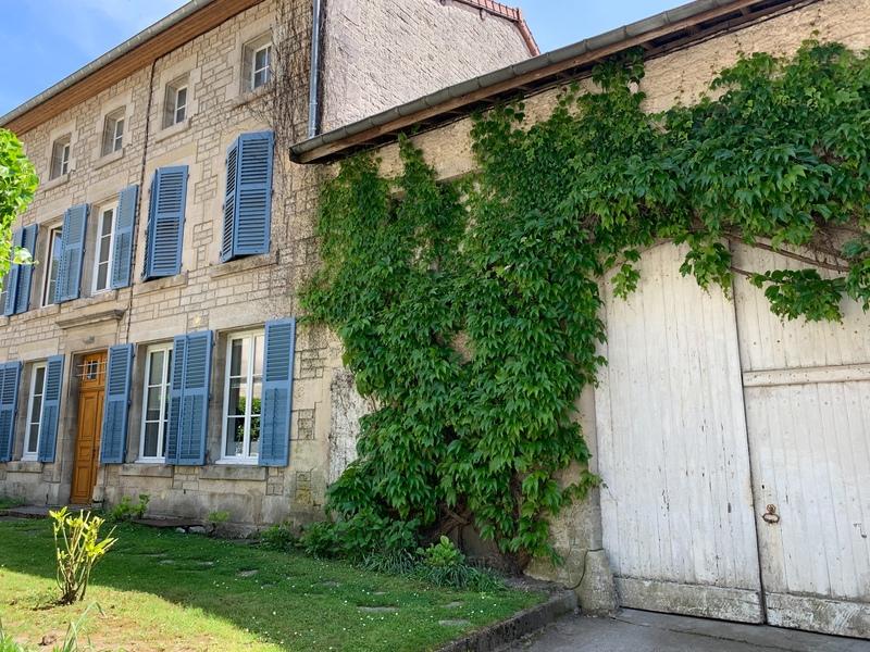 Maison bourgeoise de 270  m2 - Saint-Dizier (52100)