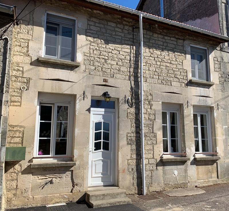 Maison en pierre de 120  m2 - Ancerville (55170)