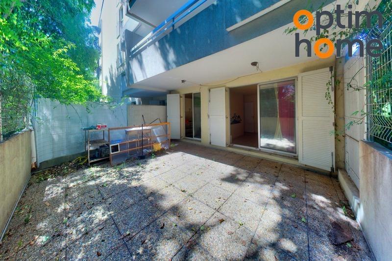 Appartement en rez-de-jardin de 53  m2 - Marseille (13009)