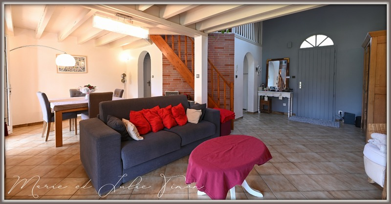 Maison de 126  m2 - Gragnague (31380)