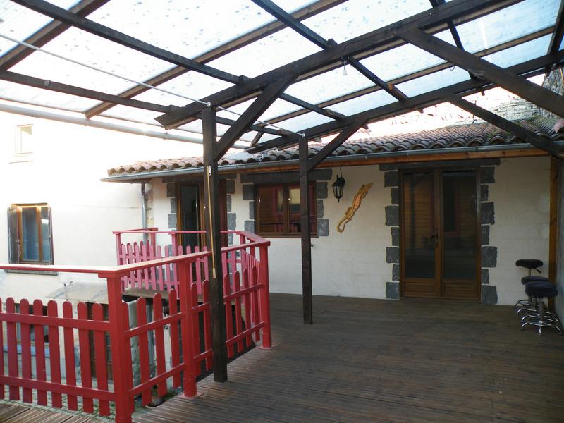 Maison de village de 212  m2 - Issoire (63500)