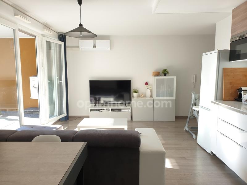 Appartement de 61  m2 - Istres (13800)