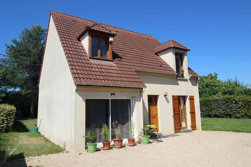 Maison de 117  m2 - Nanteuil-lès-Meaux (77100)