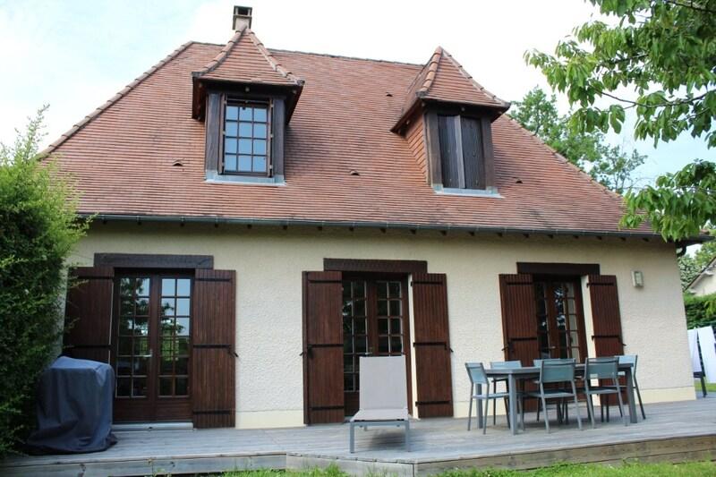 Maison contemporaine de 136  m2 - Chancelade (24650)