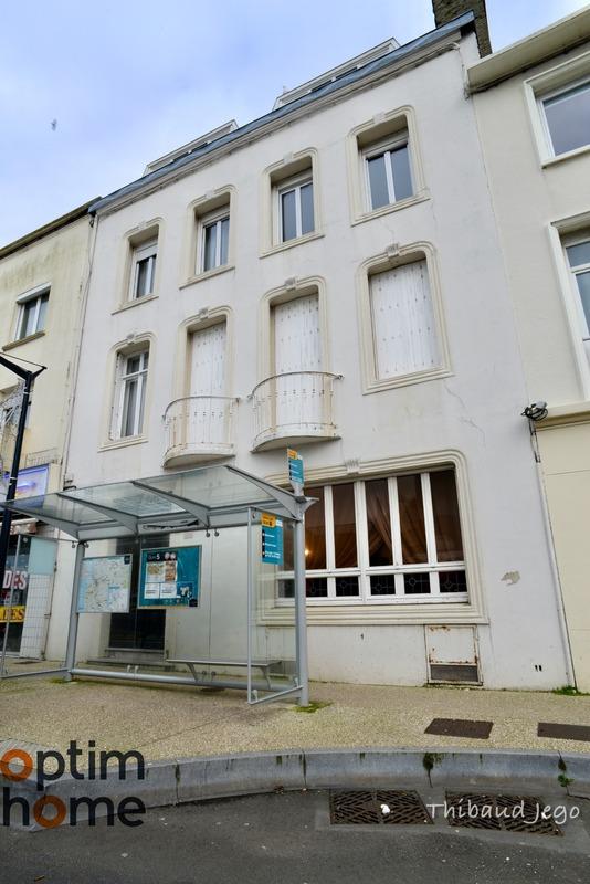 Immeuble à découper de   m2 - Boulogne-sur-Mer (62200)