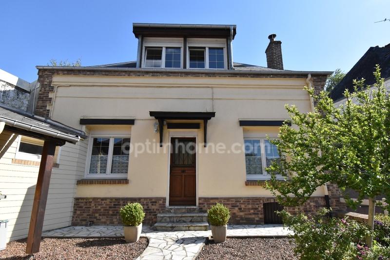 Maison de 88  m2 - Friville-Escarbotin (80130)