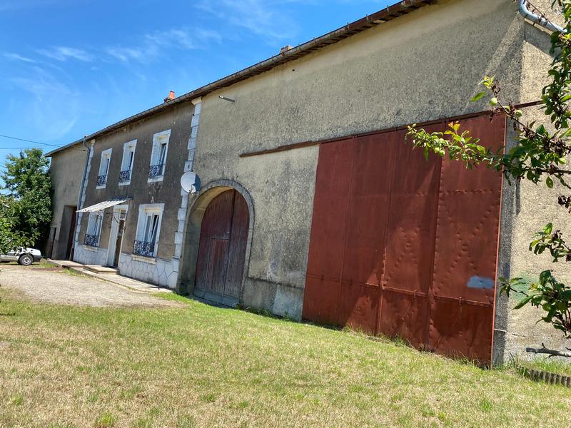 Maison de campagne de 167  m2 - Ainvelle (88320)