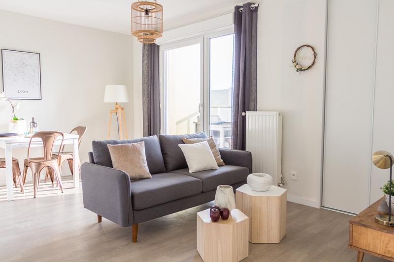 Appartement de 40  m2 - Vaulx-en-Velin (69120)