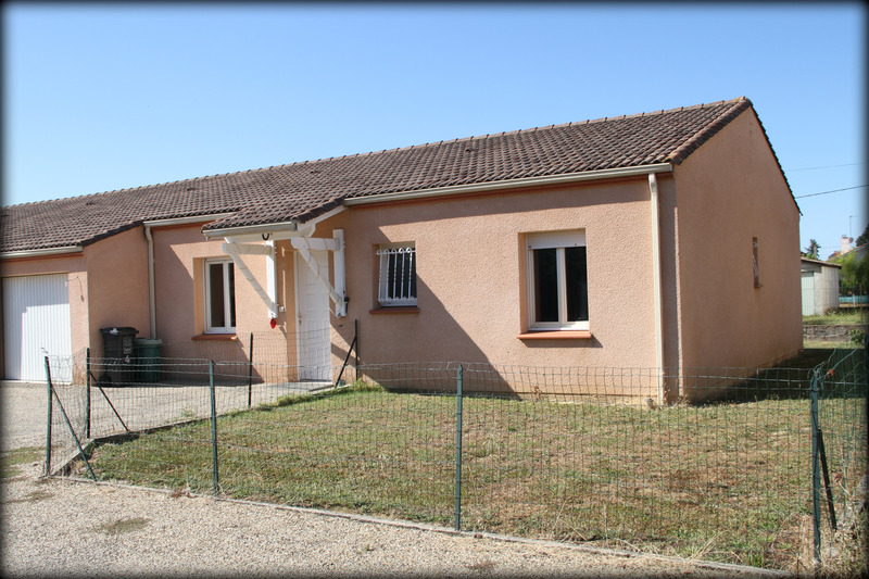 Maison de 80  m2 - Sainte-Livrade-sur-Lot (47110)