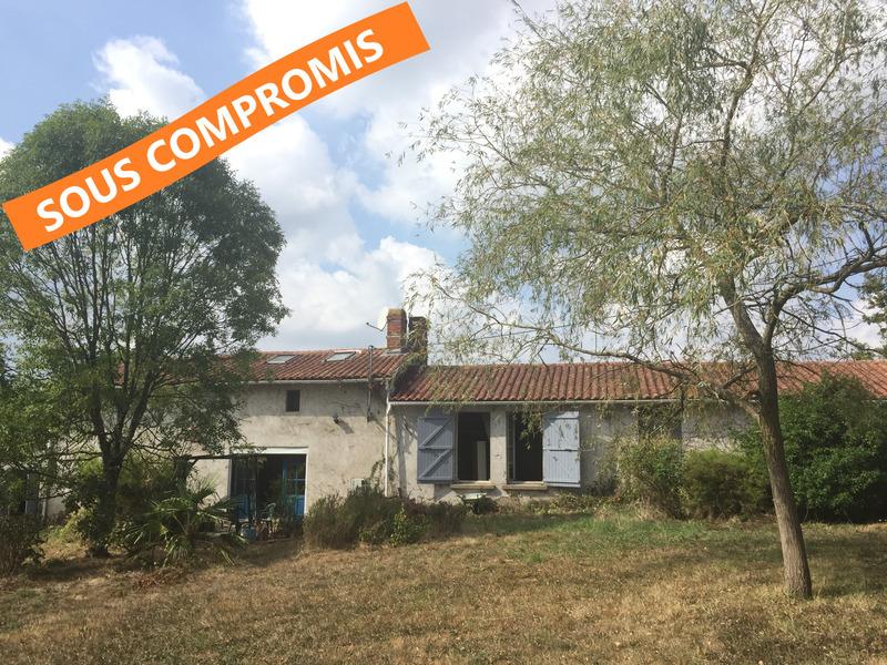 Maison en pierre de 80  m2 - La Roche-sur-Yon (85000)