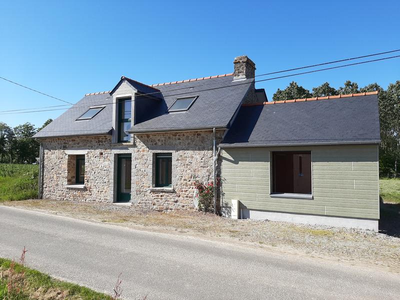Maison de 88  m2 - Saint-Christophe-des-Bois (35210)