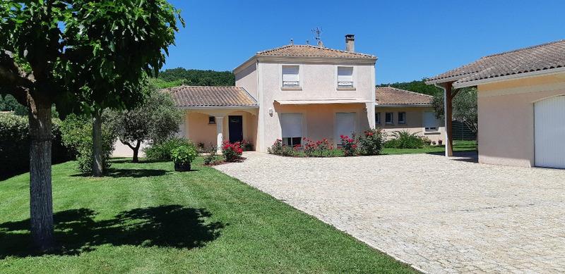 Maison contemporaine de 169  m2 - Libourne (33500)