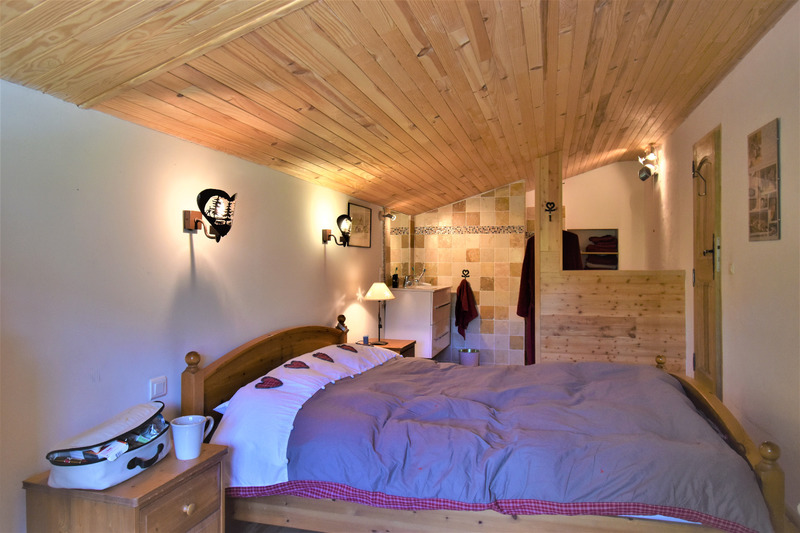 Maison mitoyenne de 91  m2 - Villar-Saint-Pancrace (05100)