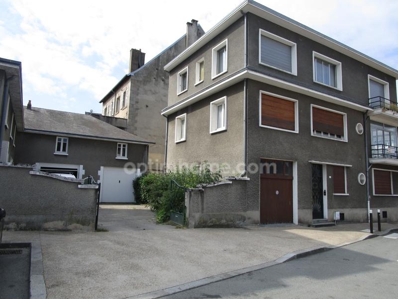 Immeuble de   m2 - Guéret (23000)