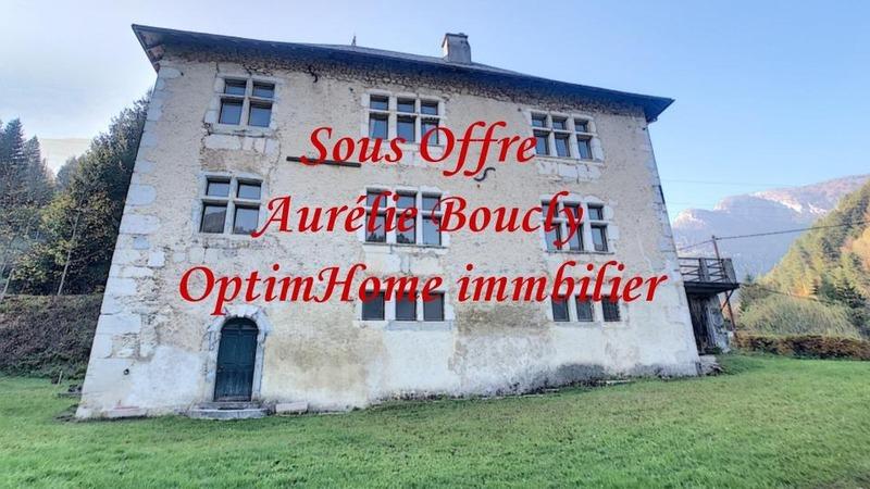 Maison de caractère de 211  m2 - Saint-Pierre-de-Chartreuse (38380)