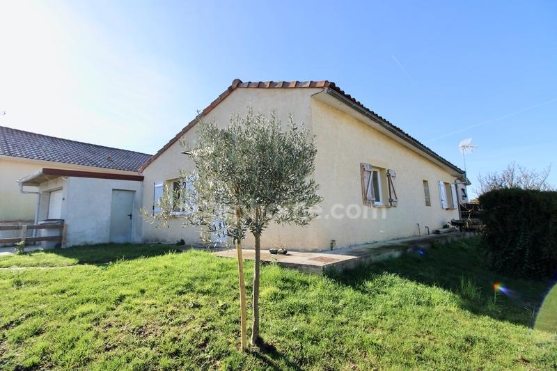 Maison de 86  m2 - Saint-Juéry (81160)