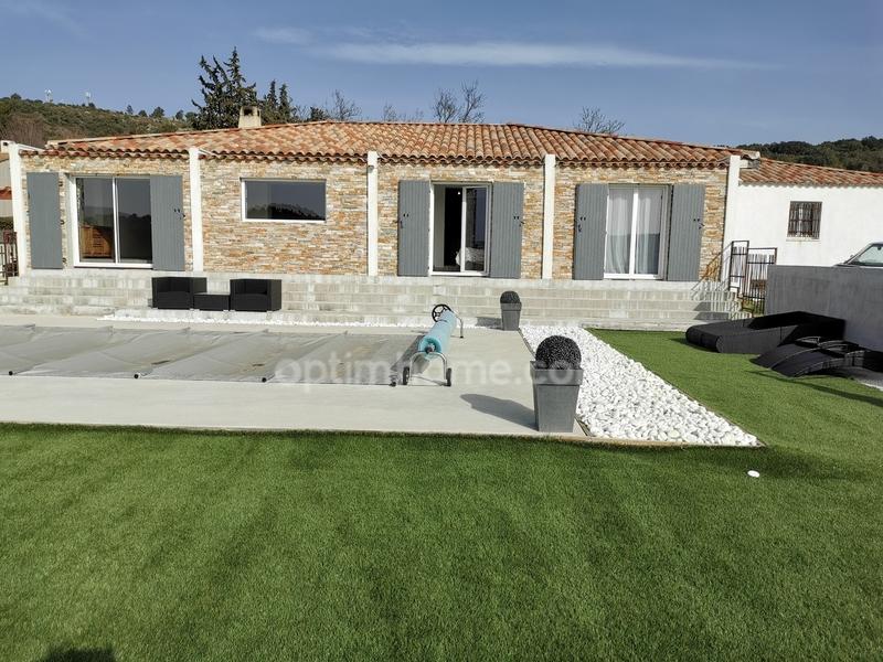 Villa de 160  m2 - Rians (83560)