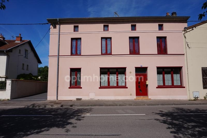 Maison de ville de 275  m2 - Bar-le-Duc (55000)