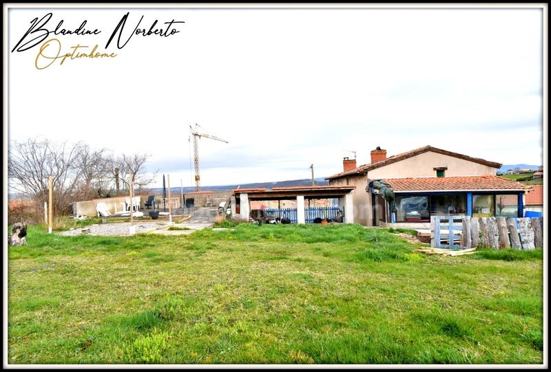 Maison de village de 105  m2 - Billom (63160)