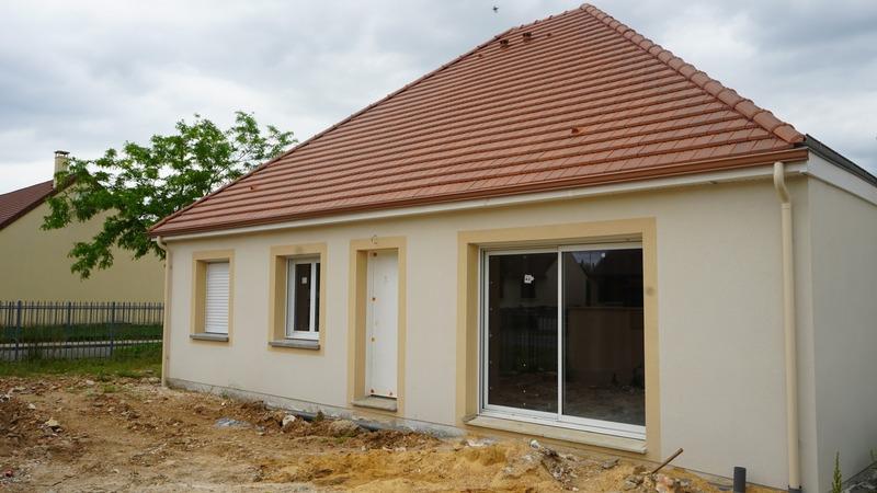 Maison de 110  m2 - Dreux (28100)