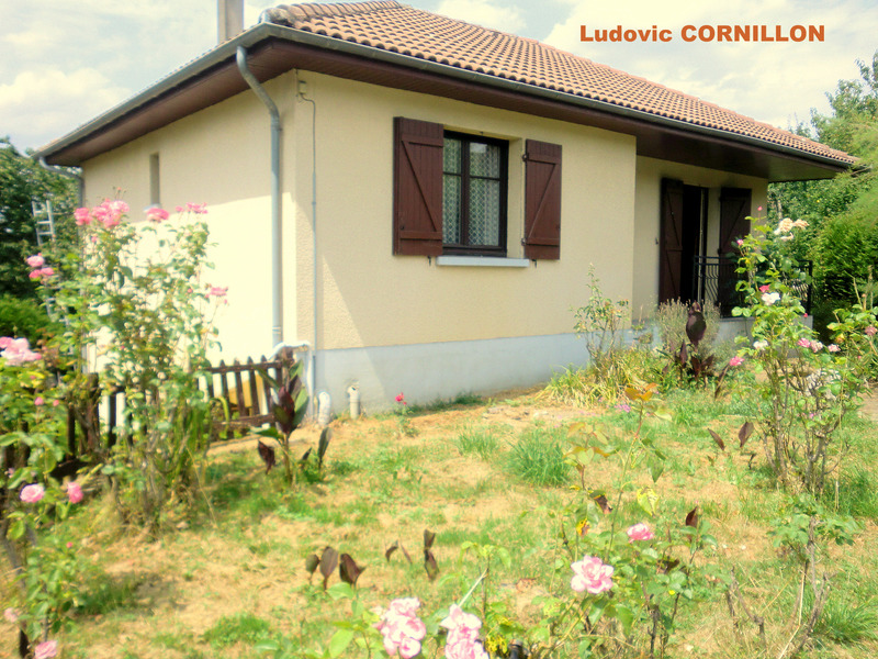 Maison de village de 100  m2 - Saint-Hilaire-Bonneval (87260)
