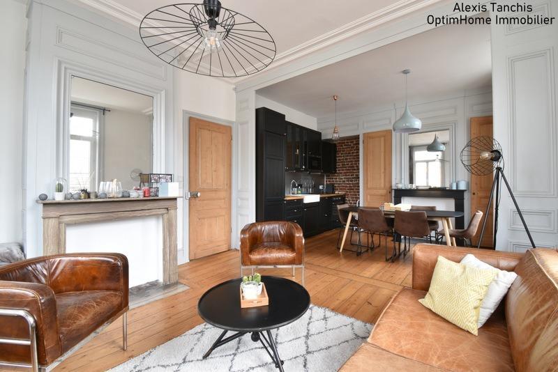 Appartement rénové de 50  m2 - Lille (59800)