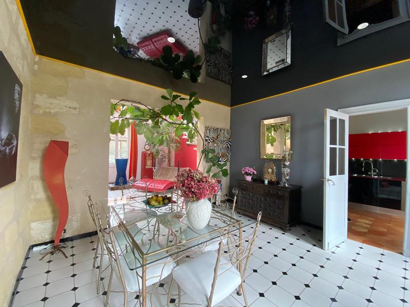 Maison en pierre de 218  m2 - Bordeaux (33200)