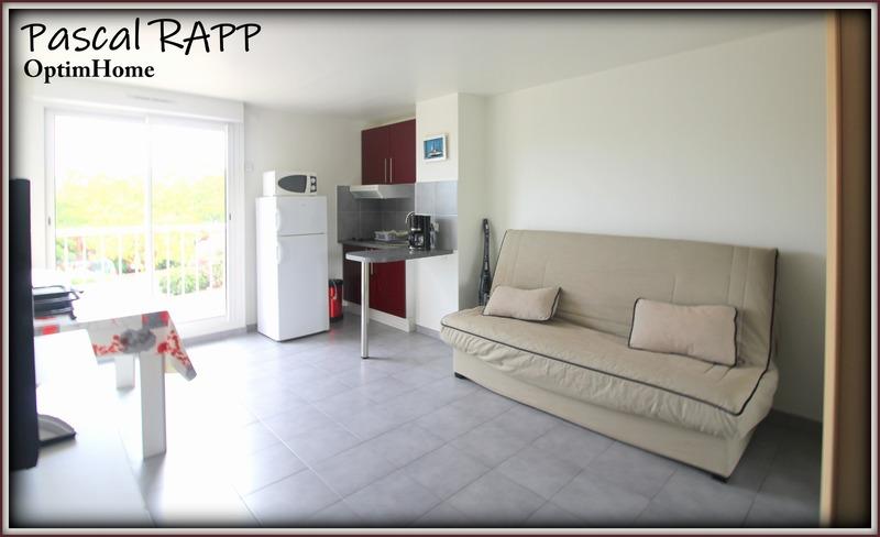 Appartement de 23  m2 - Agde (34300)