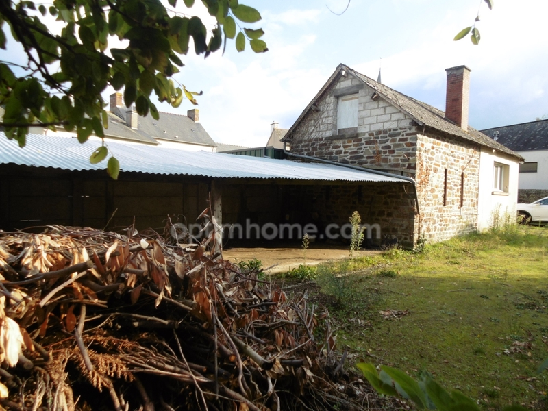 Maison à rénover de 66  m2 - Janzé (35150)
