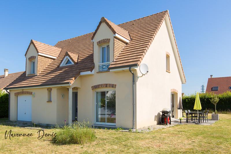 Maison de 120  m2 - Gravigny (27930)