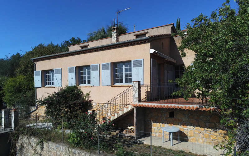 Villa de 90  m2 - Bagnols-en-Forêt (83600)