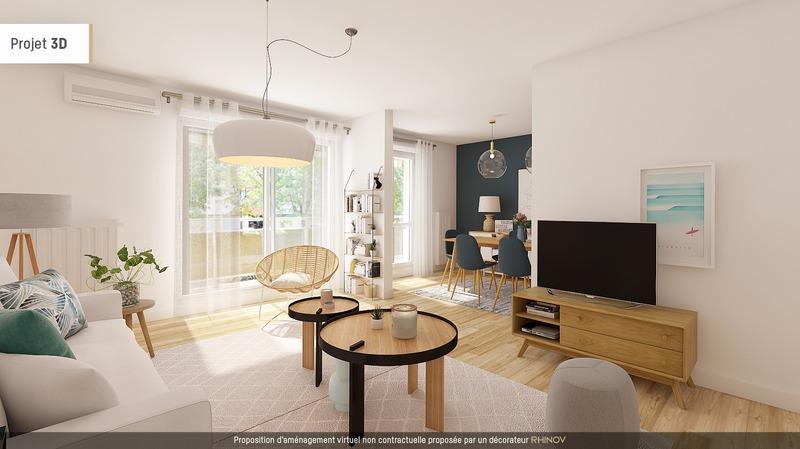 Appartement de 77  m2 - Lempdes (63370)