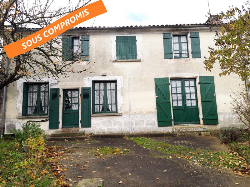 Maison de village de 90  m2 - Luçon (85400)