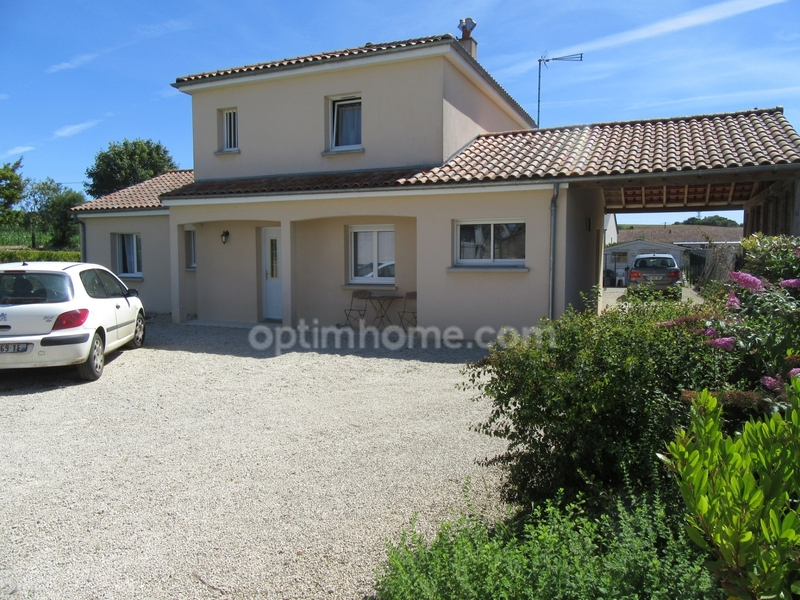 Maison de 117  m2 - Les Ormes (86220)