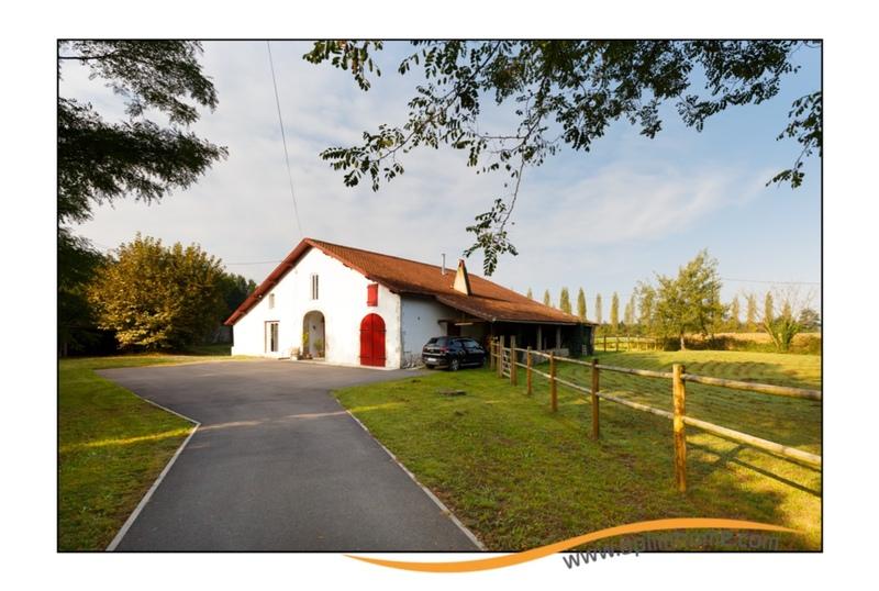 Corps de ferme de 185  m2 - Peyrehorade (40300)