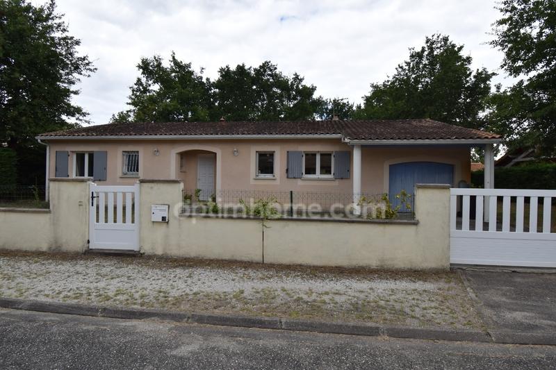 Maison plain-pied de 101  m2 - Saint-Médard-en-Jalles (33160)