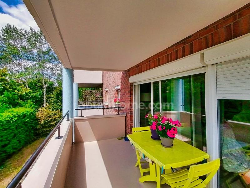 Appartement de 78  m2 - Cergy (95800)